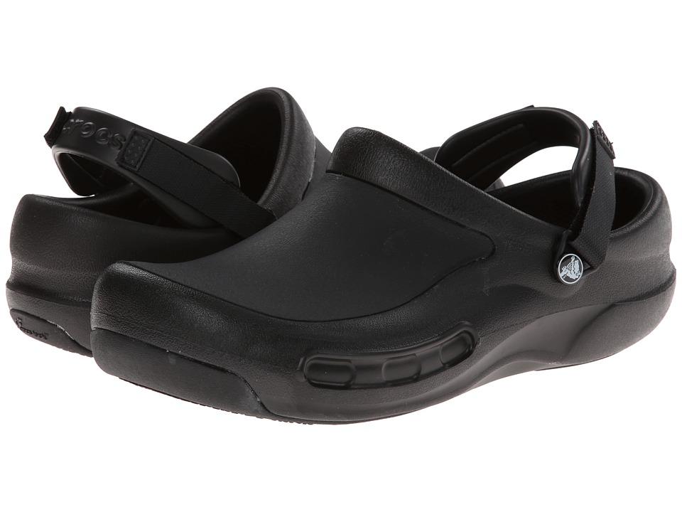 Crocs Bistro Pro (Black) Shoes