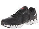 Reebok - Zigtech 3.0 Energy (Black/Steel/White/Pure Silver) -