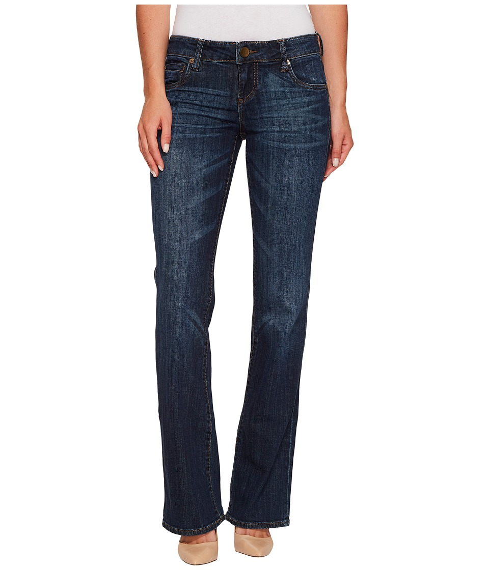 KUT from the Kloth - Natalie High Rise Bootcut in Exceptional (Exceptional) Womens Jeans