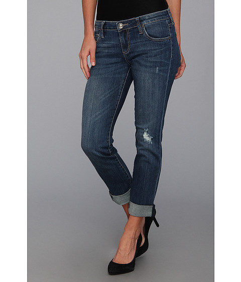 KUT from the Kloth - Catherine Boyfriend in Extensive (Extensive) Women's Jeans