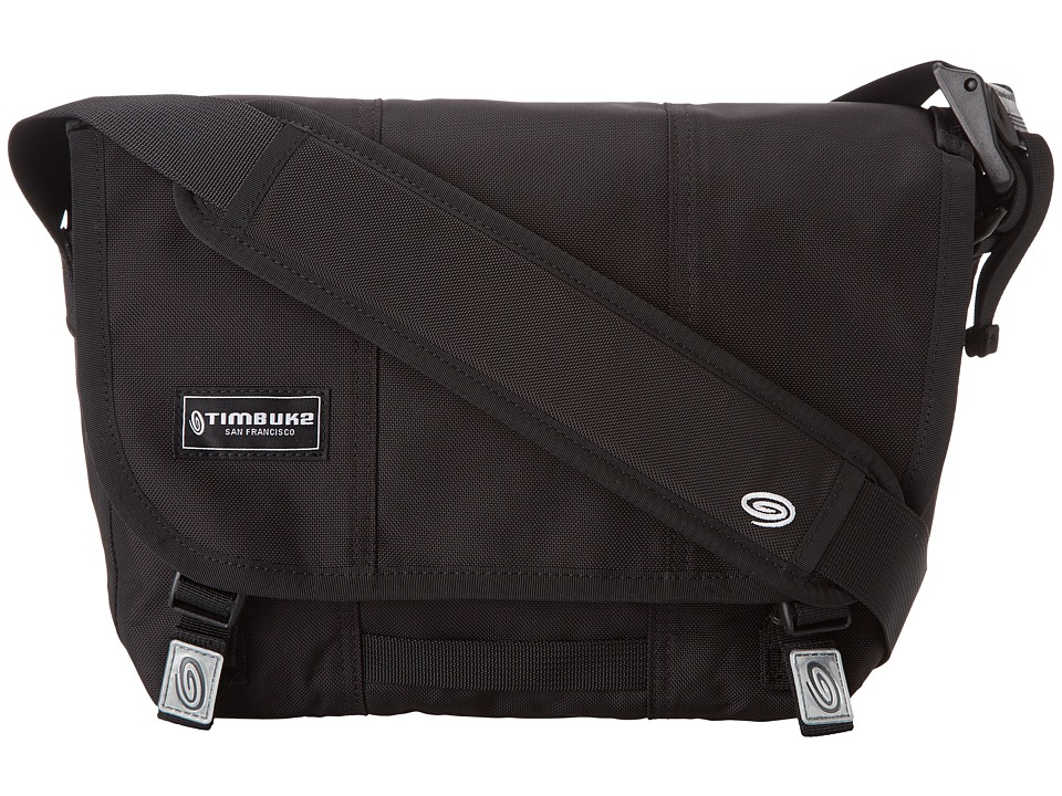 Timbuk2 Classic Messenger Bag Extra Small Black Messenger Bags