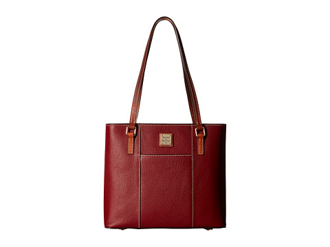 Dooney & Bourke Small Lexington Shopper - Cranberry
