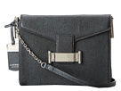 LAUREN Ralph Lauren - The Ivy Crossbody (Pewter)