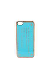 Marc by Marc Jacobs - Metallic Standard Supply Phone Case for iPhone® 5 and 5s