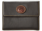 Dooney & Bourke Small Flap Credit Card Wallet