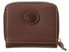 Dooney & Bourke Small Zip Around Credit Card Wallet