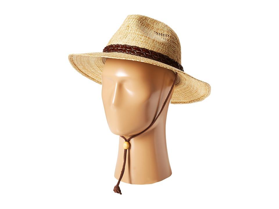 Pistil - Phoenix Sun Hat (Natural) Caps