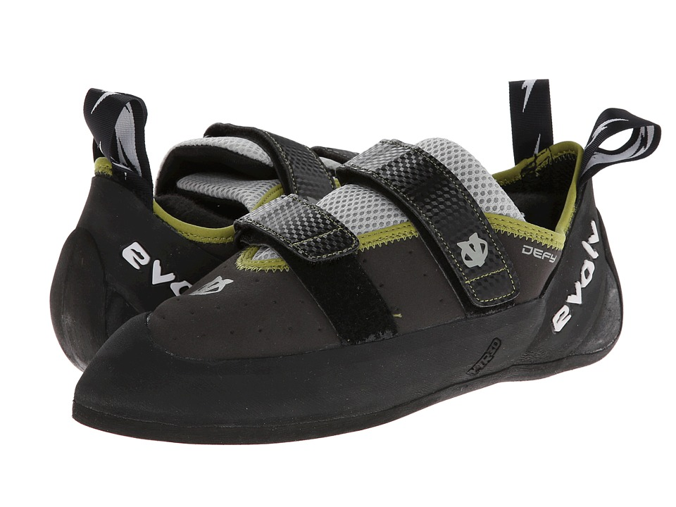 EVOLV Defy Charcoal Mens Shoes