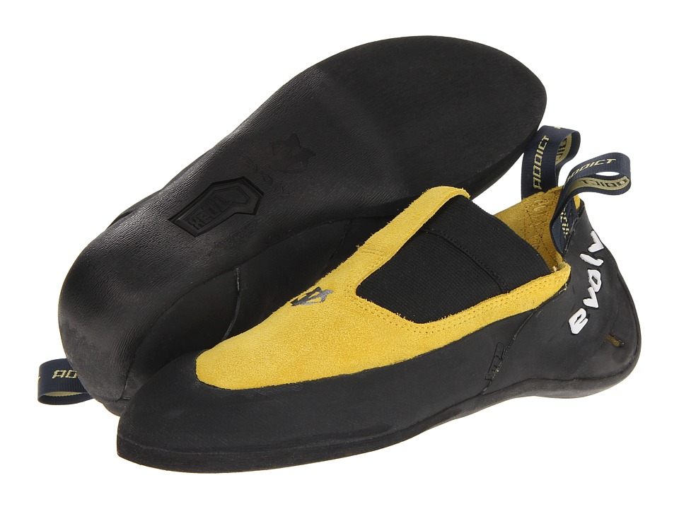 EVOLV Addict Yellow Mens Shoes
