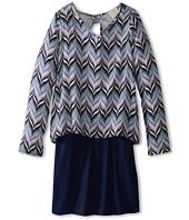 Ella Moss Girl  Quill Dress (Big Kids)  image