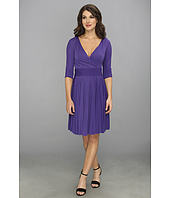 BCBGMAXAZRIA - Cruz The Mid Sleeve Dress