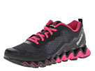 Reebok - Zigultra Crush (Gravel/Black/Candy Pink/Graphite) -