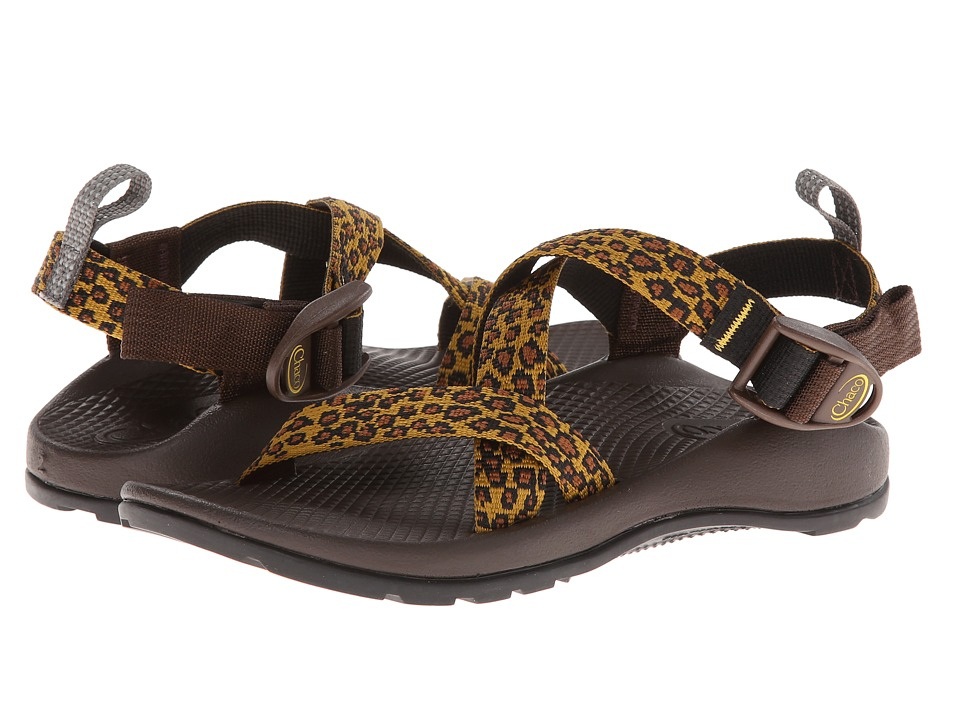 Chaco Kids Z/1 Ecotread Toddler/Little Kid/Big Kid Leopard Girls Shoes