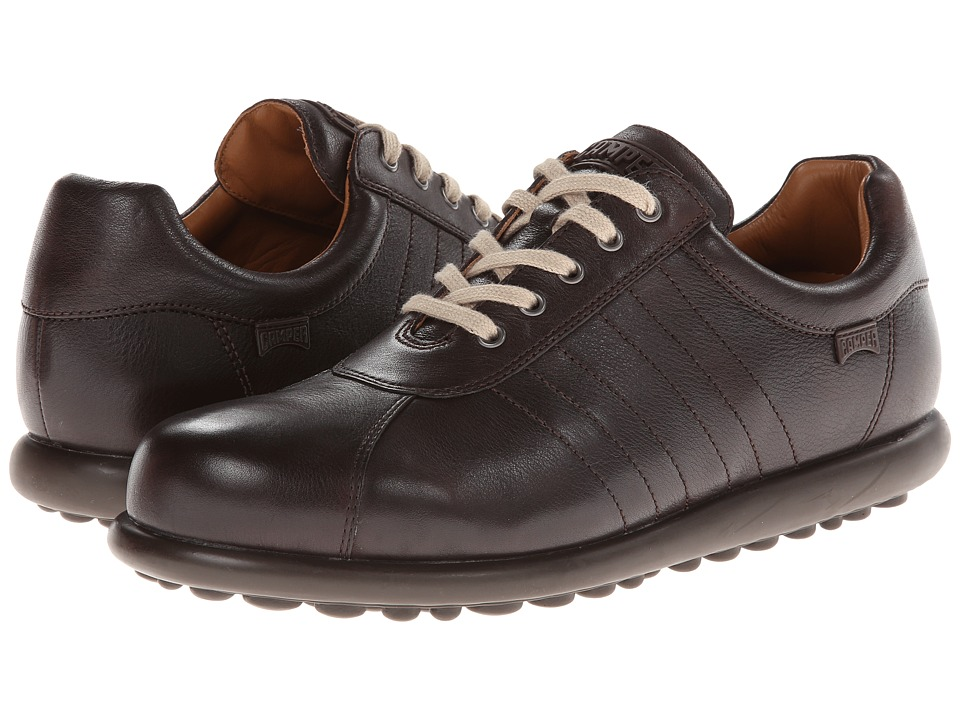 Camper - Pelotas Ariel - 16002 (Brown 1) Men's Lace up casual Shoes