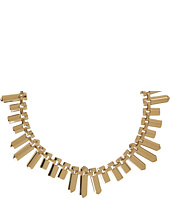 Marc by Marc Jacobs - Standard Supply Plaque Chain Necklace