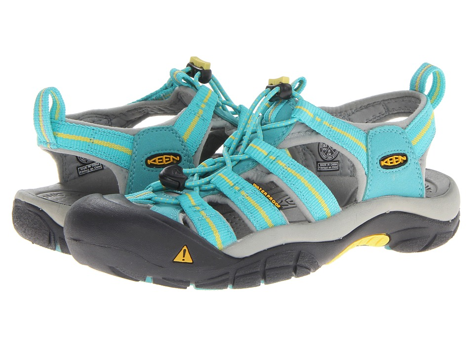 Keen - Newport H2 (Baltic/Maize) Women's Shoes