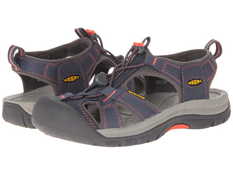 Keen Venice H2 - Midnight Navy/Hot Coral