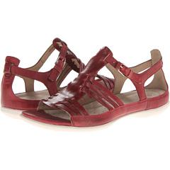 ECCO Flash Huarache Sandal (Brick Ice Point) Women