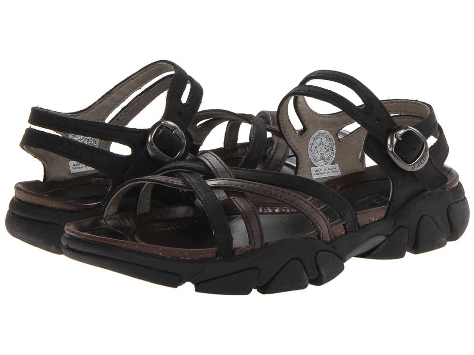 Keen - Naples (Black/Gargoyle) Women's Sandals