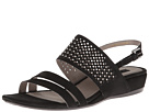 ECCO - Touch 25 Dress Sandal (Black Velvet) -