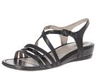 ECCO - Touch 25 Strap Sandal (Black/Black Whisper/Patent/Clodine) -