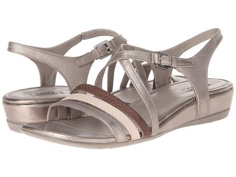 ECCO - Touch 25 Strap Sandal (Moon Rock/Rose Dust/Coffee Universe/Whisper/Clodine) - Footwear