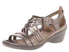 ECCO - Sculptured Sign Sandal (Warm Grey Metallic Lexi) -