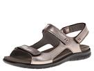 ECCO - Babett Sport Sandal (Warm Grey Metallic Lexi) -