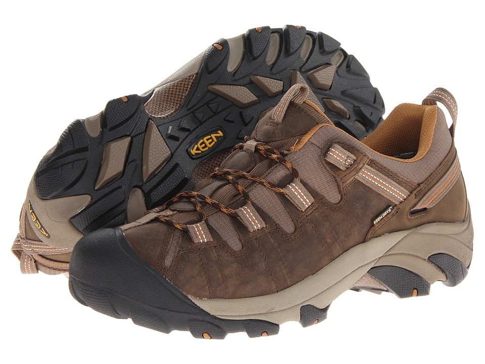 Keen Targhee II (Cascade Brown/Brown Sugar) Men