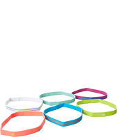 adidas Kids - Sidespin Hairband 6-Pack (Little Kid/Big Kid)