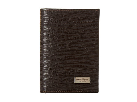 Salvatore Ferragamo Revival Lux Credit Card Case