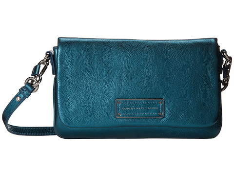 Sale alerts for Marc by Marc Jacobs Too Hot To Handle Metallic Flap Percy - Covvet
