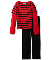 Splendid Littles - Boys' Black Venice Stripe Set (Toddler)