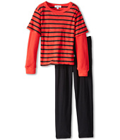 Splendid Littles - Boys' Black Venice Stripe Set (Little Kids)