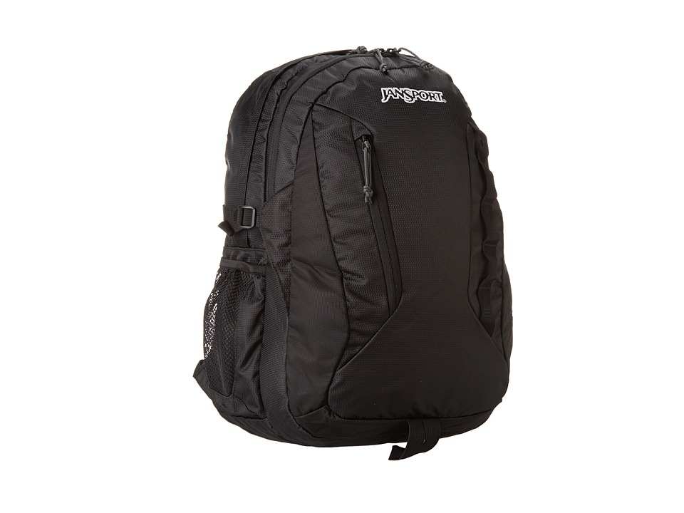 JanSport - Agave (Black S14) Backpack Bags