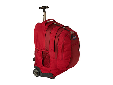 JanSport Driver 8 Wheeled - Viking Red
