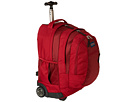 JanSport Driver 8 Wheeled (Viking Red)