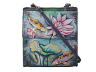 Anuschka Handbags - 517 (Karmic Koi) - Bags and Luggage