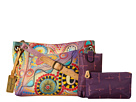 Anuschka Handbags - 460 (Tribal Sunset) - Bags and Luggage