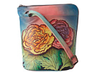 Anuschka Handbags - 493 (Colorful Carnations)