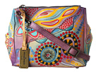 Anuschka Handbags - 525 (Tribal Sunset) - Bags and Luggage