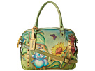 Anuschka Handbags - 526 (Floral Dreams) - Bags and Luggage