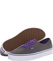 Vans Authentic Pop Pewter Electric Purple