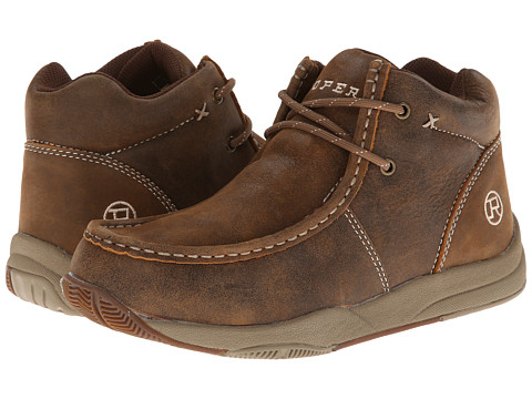 Roper Siped Outsole Performance Ankle Boot - Light Beige