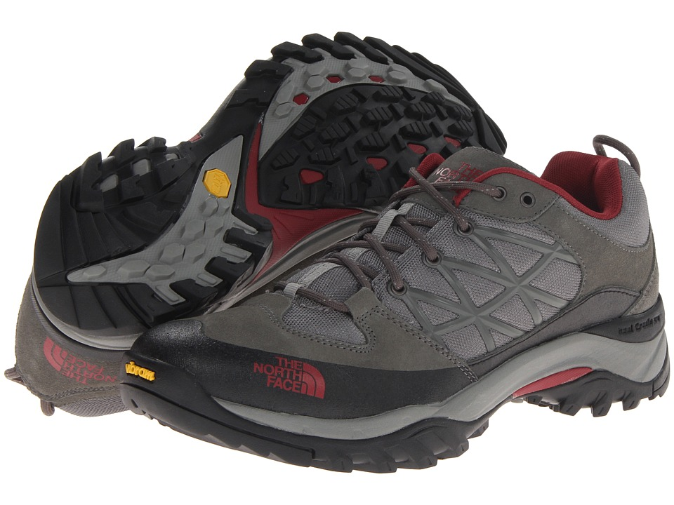 The North Face Storm (Graphite Grey/Biking Red) Men