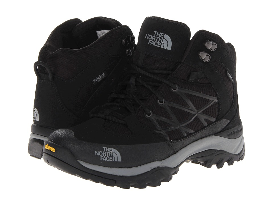 The North Face - Storm Mid WP (TNF Black/Griffin Grey) Men
