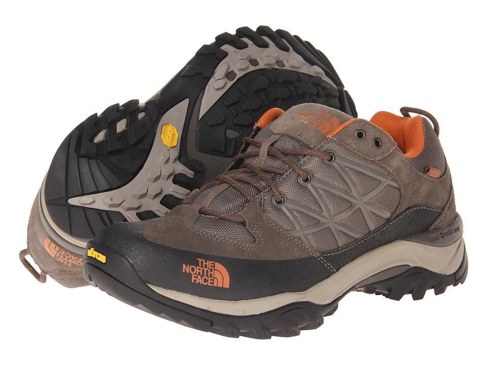 The North Face Storm WP (Shroom Brown/Burnt Orange) Men