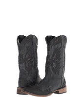 Roper - Distressed Glitter Underlay Boot