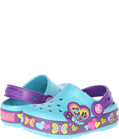 Crocs Kids - CrocsLights Lighted Butterfly Clog (Toddler/Little Kid)