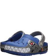 Crocs Kids - CrocsLights Lighted Robo Shark Clog (Toddler/Little Kid)